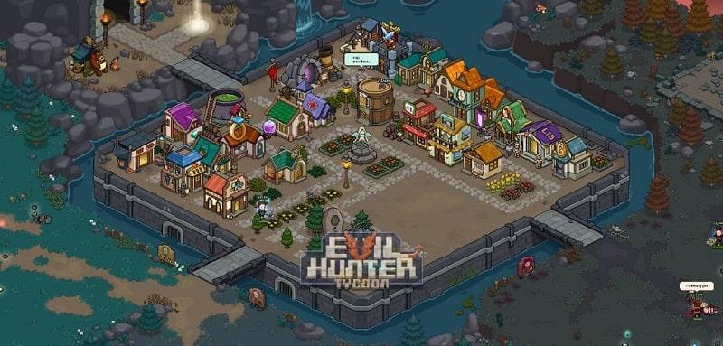 Evil-Hunter-Tycoon