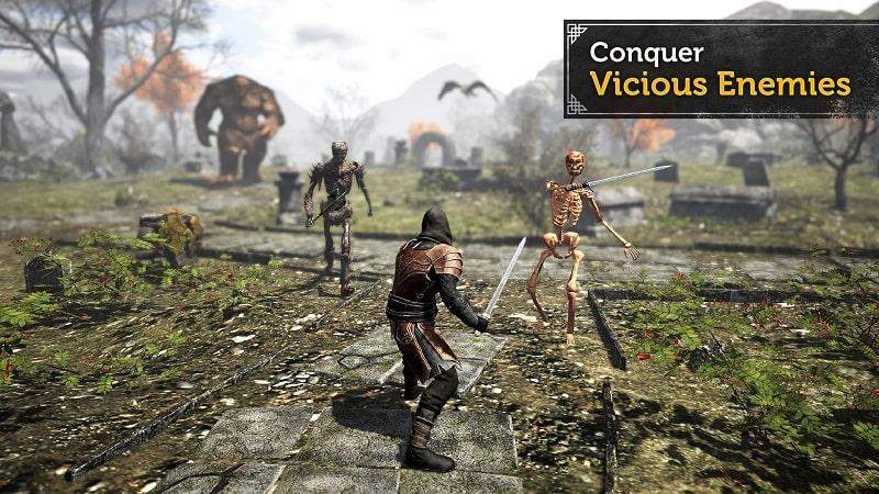 Evil Lands mod apk free
