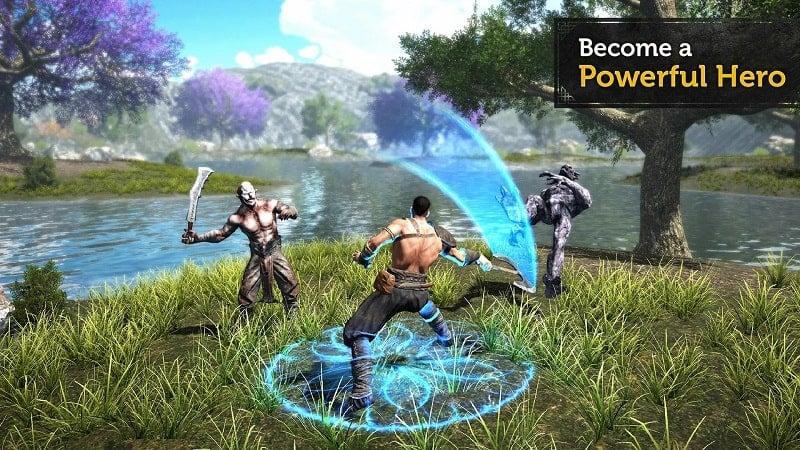Evil Lands mod download