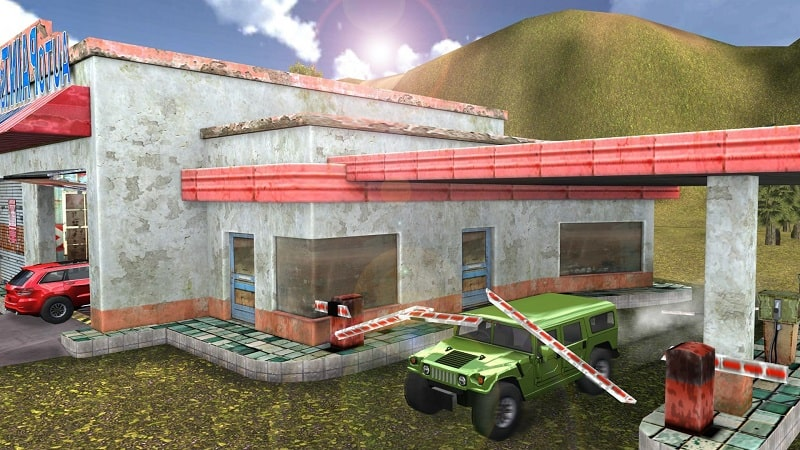 Extreme SUV Driving Simulator mod android