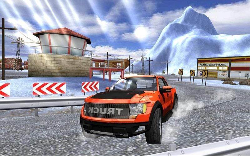 Extreme SUV Driving Simulator mod apk free