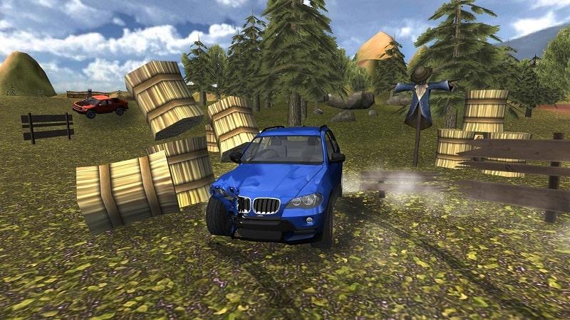 Extreme SUV Driving Simulator mod download
