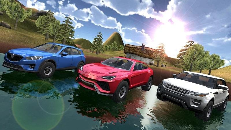 Extreme SUV Driving Simulator mod free
