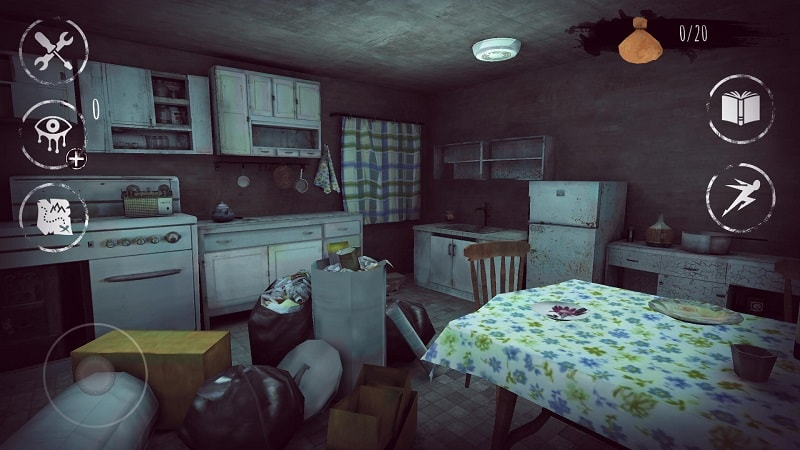 Eyes Scary Thriller mod download