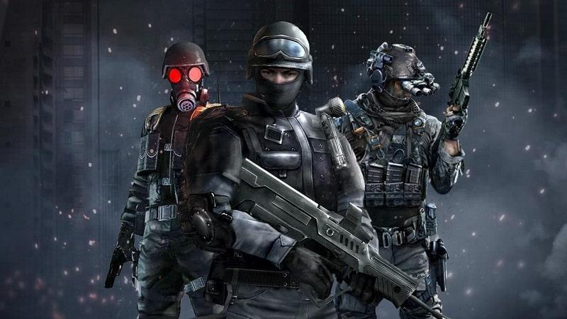 FPS-War-Modern-Combat