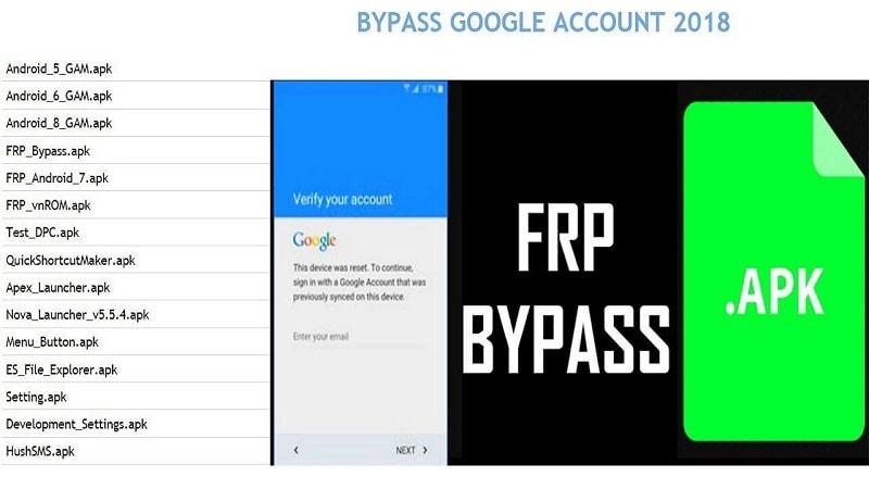 FRP Bypass mod apk