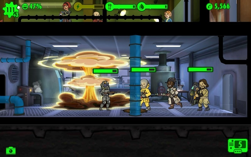 Fallout Shelter mod download