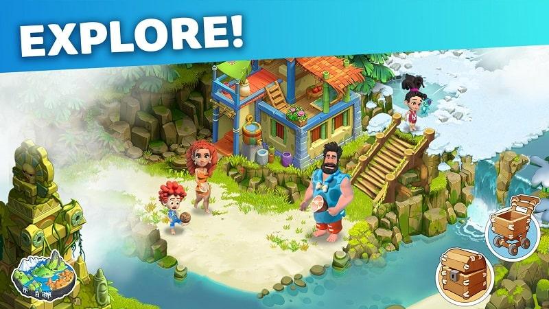Family Island mod apk free