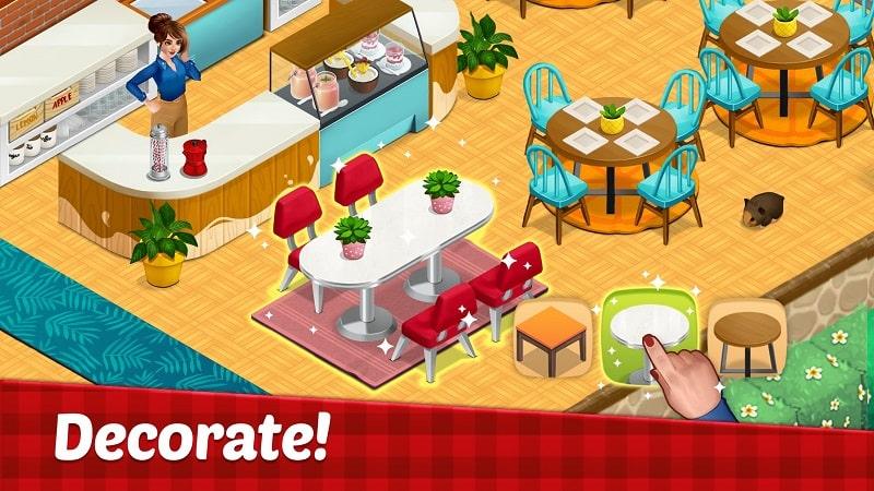 Fancy Cafe mod download