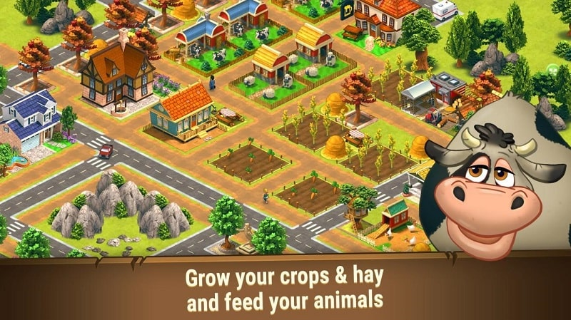 Farm Dream mod apk