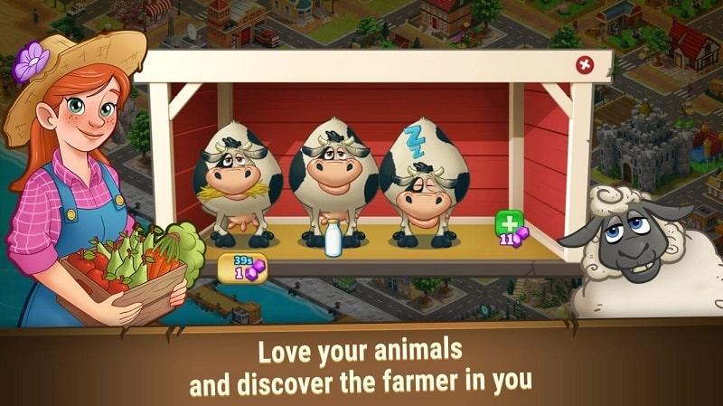 Farm Dream mod free