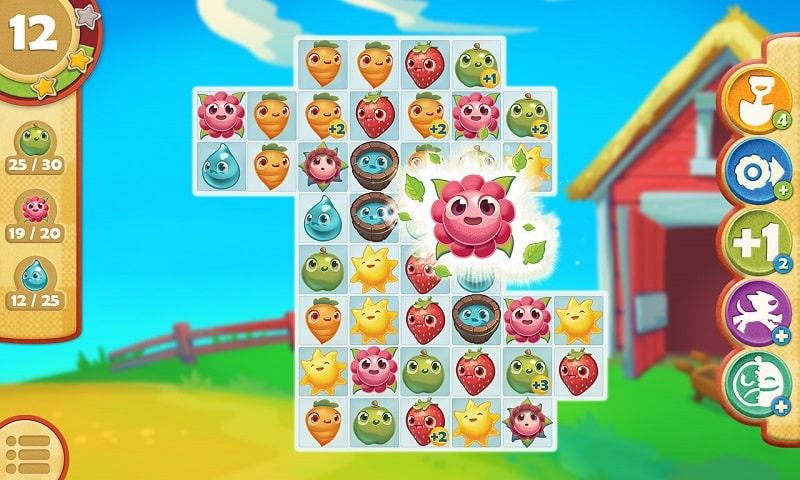 Farm Heroes Saga mod android