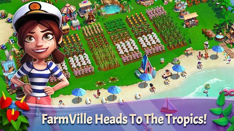 FarmVille 2 Tropic Escape mod
