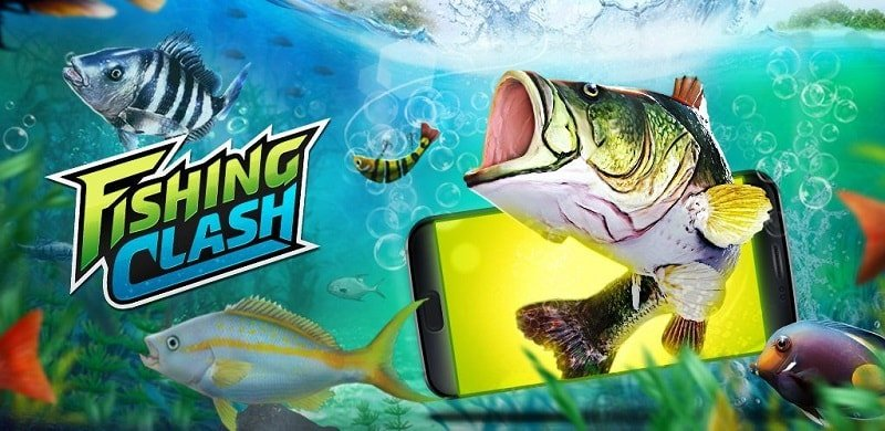 Fishing-Clash