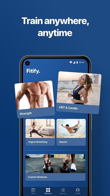 Fitify-mod-free