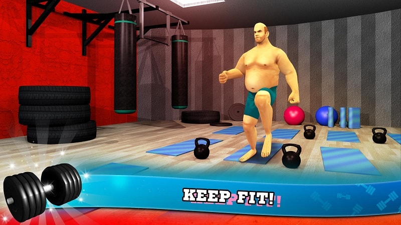 Fitness Gym mod android