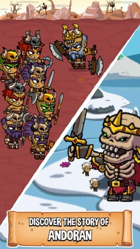 Five Heroes mod download