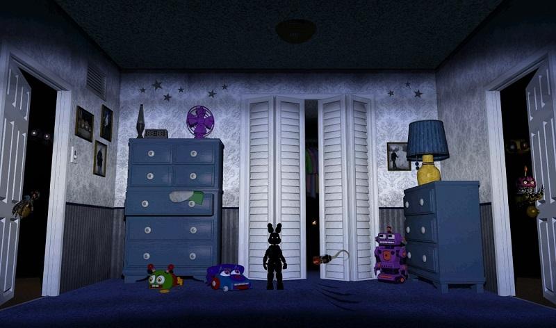 Five Nights at Freddys 4 mod apk free