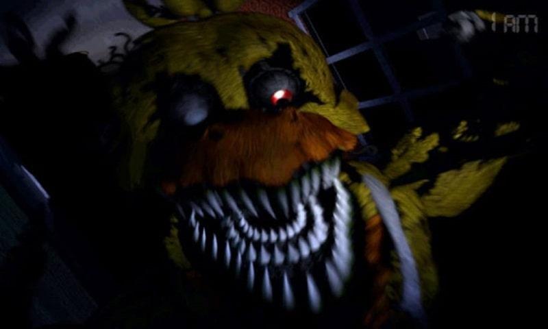 Five Nights at Freddys 4 mod apk