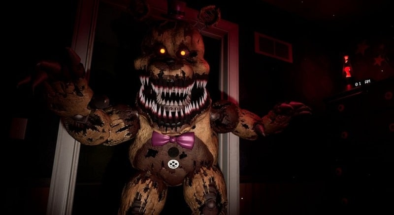 Five Nights at Freddys 4 mod free