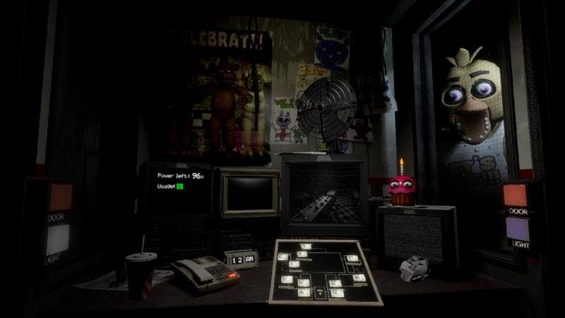 Five Nights at Freddys mod free