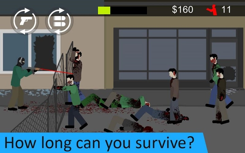 Flat Zombies mod download