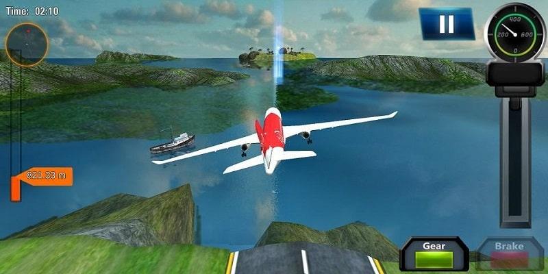 Flight-Pilot-Simulator-3D-mod-apk