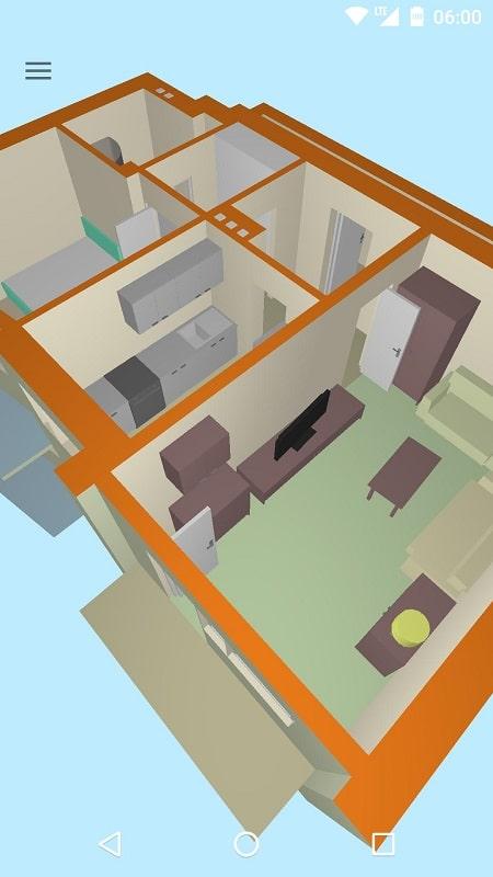 Floor Plan Creator mod