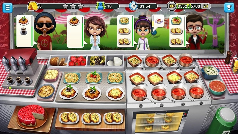 Food-Truck-Chef-Cooking-MOD