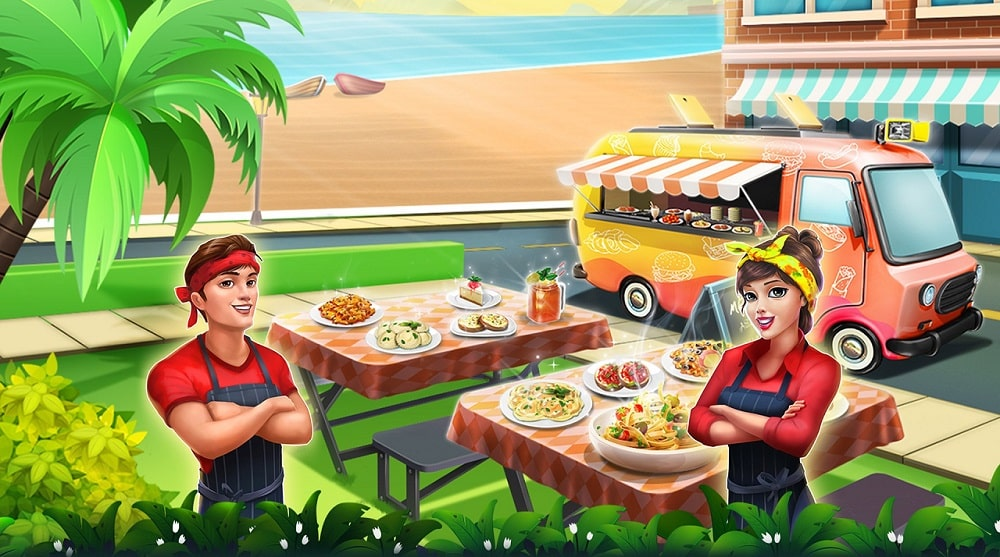 Food-Truck-Chef-Cooking