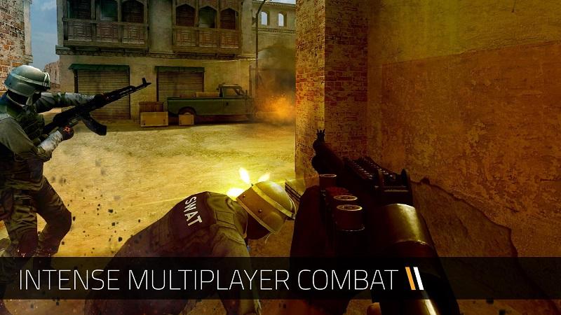 Forward Assault mod