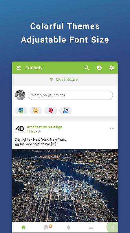 Friendly Social Browser mod free