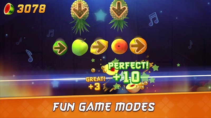 Fruit Ninja 2 mod android