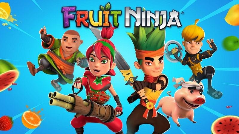 Fruit Ninja android 1