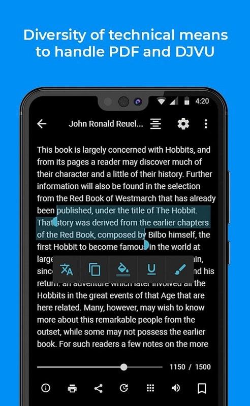 FullReader mod android