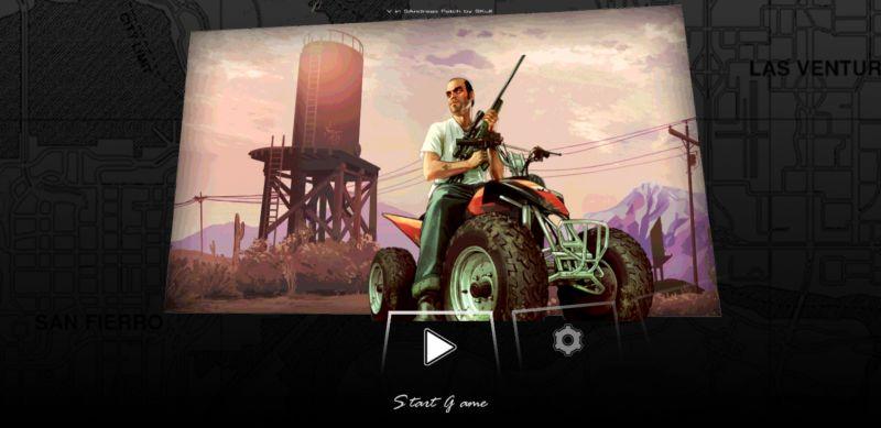 GTA 5 Grand Theft Auto V mod