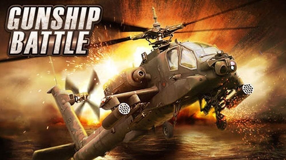 GUNSHIP-BATTLE-Helicopter-3D