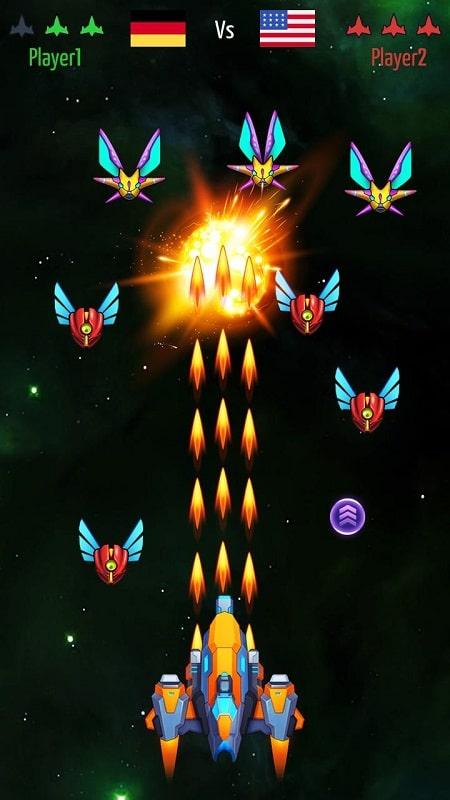 Galaxy Invaders free