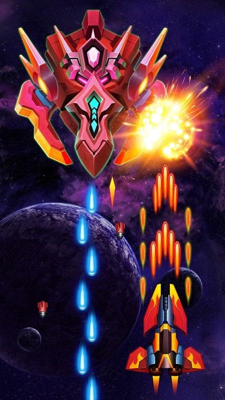 Galaxy Invaders mod free