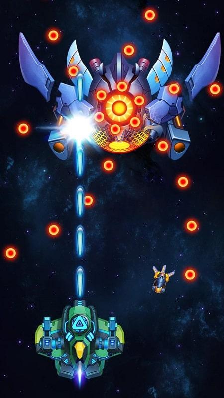 Galaxy Invaders mod mod