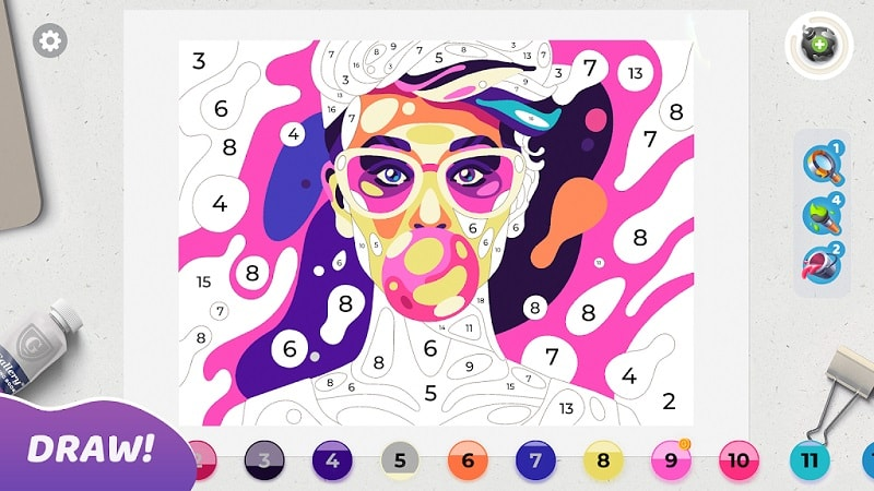 Gallery-Coloring-Book-Decor-mod-free