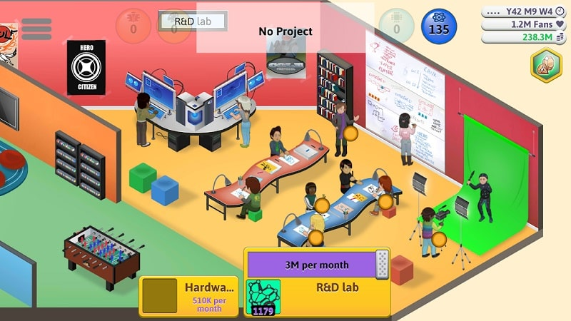 Game Dev Tycoon mod download