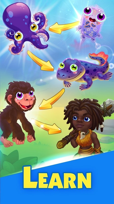 Game of evolution mod android