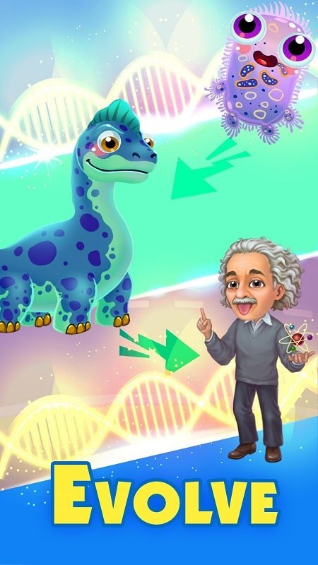 Game of evolution mod free