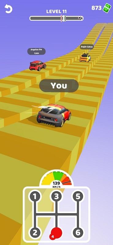 Gear Race 3D mod download