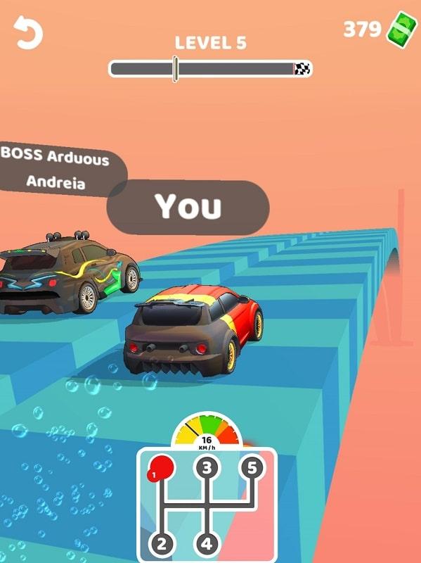 Gear Race 3D mod