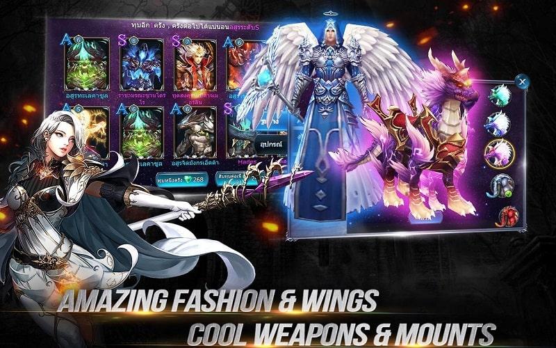 Goddess Primal Chaos mod android