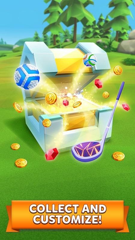Golf Battle mod apk free