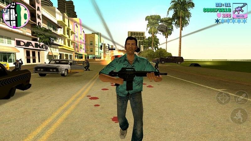 Grand Theft Auto Vice City mod apk