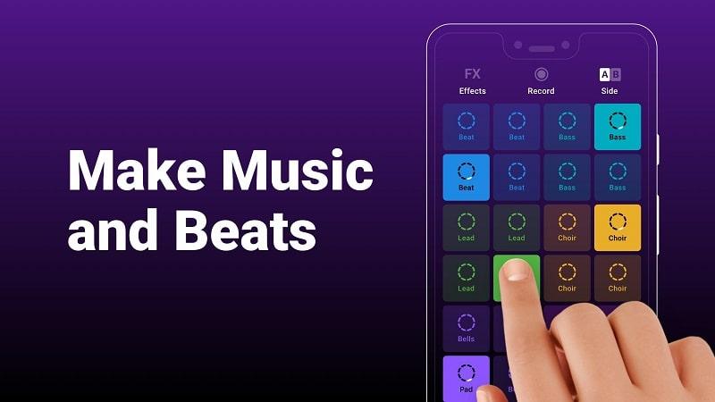Groovepad-mod